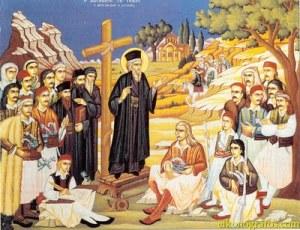 Saint Cosmas the Aetolian